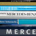現在W124 280Eも快調に走っております。本日はMERCEDESにちなむBOOKとModel carのご紹介です。 ドイツと東京で購入した7冊は...
